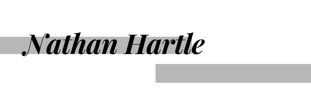 Nathan Hartle